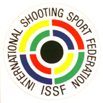 ISSF sticker