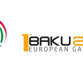 2015 Baku European Games logo