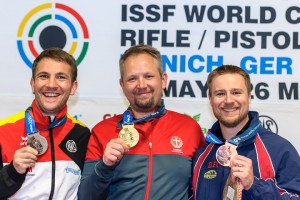 ISSF World Cup Rifle/Pistol 2016 - Munich, GER - Finals 50m Rifle Prone Men